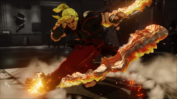 Street Fighter V screenshot 30