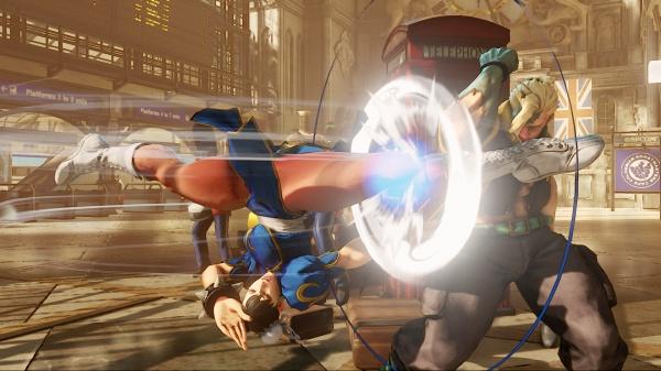 Street Fighter V screenshot 31