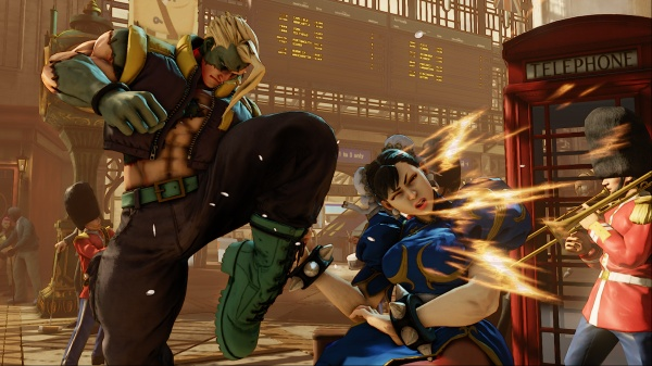 Street Fighter V screenshot 32
