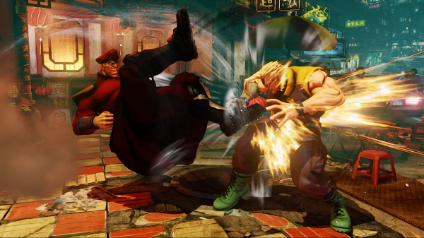 Street Fighter V screenshot 33