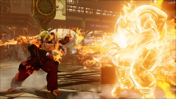 Street Fighter V screenshot 34