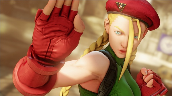 Street Fighter V screenshot 35
