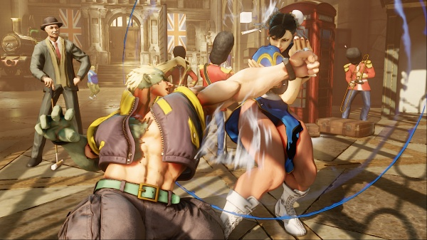 Street Fighter V screenshot 36