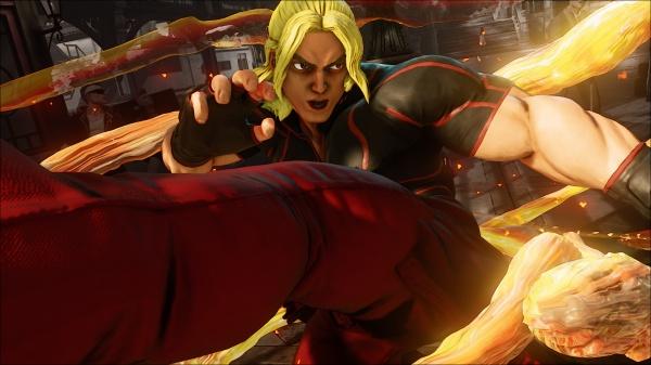 Street Fighter V screenshot 38