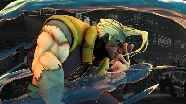 Street Fighter V screenshot 39