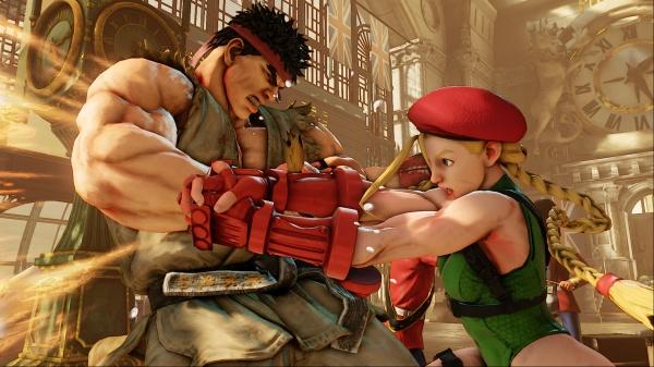 Street Fighter V screenshot 40
