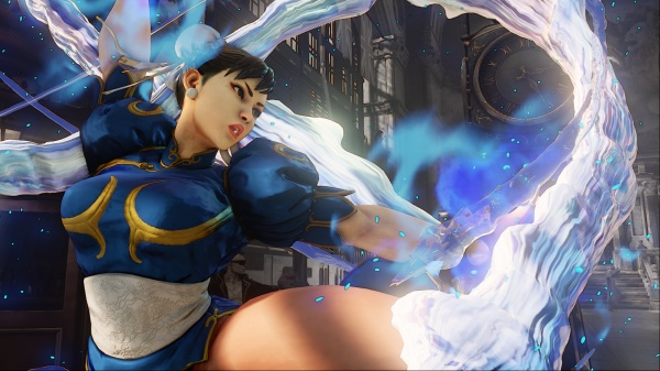 Street Fighter V screenshot 41