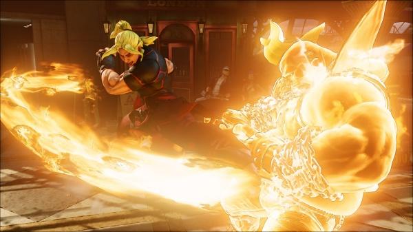 Street Fighter V screenshot 43