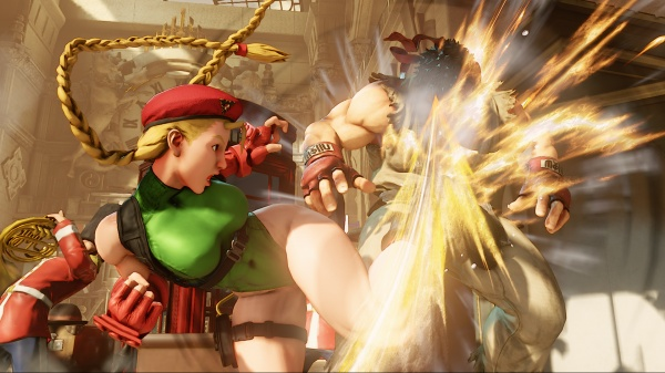 Street Fighter V screenshot 44