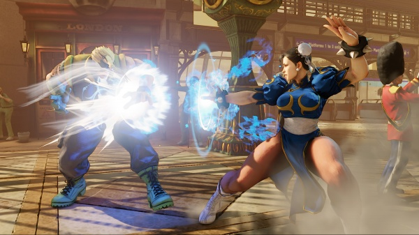 Street Fighter V screenshot 45