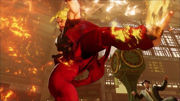 Street Fighter V screenshot 47