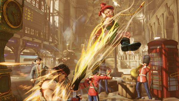 Street Fighter V screenshot 48