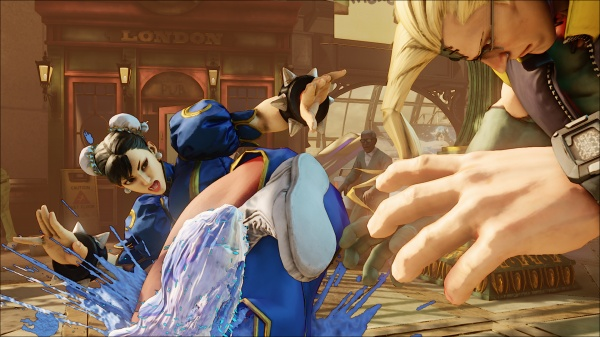 Street Fighter V screenshot 49