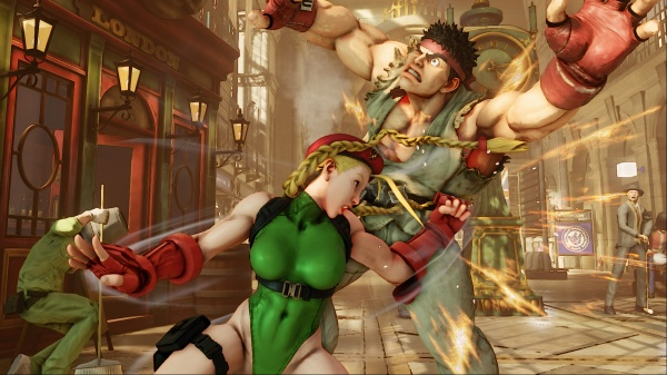 Street Fighter V screenshot 50