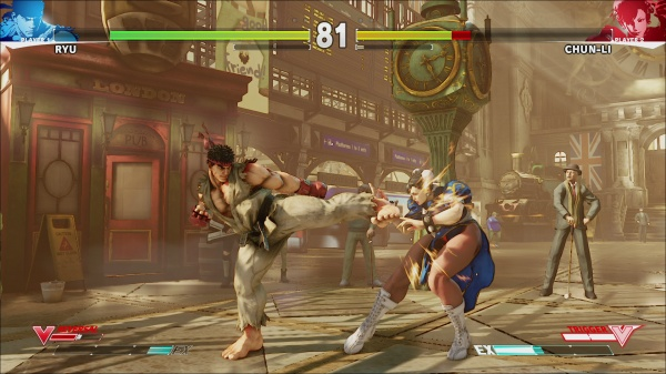 Street Fighter V screenshot 51