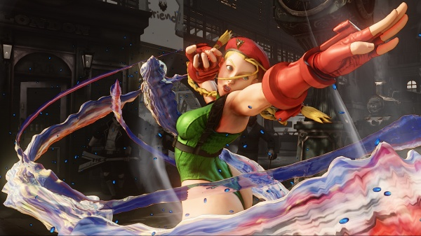 Street Fighter V screenshot 52