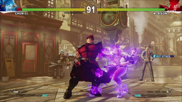 Street Fighter V screenshot 55