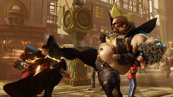 Street Fighter V screenshot 56