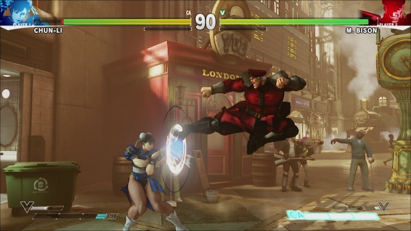 Street Fighter V screenshot 57