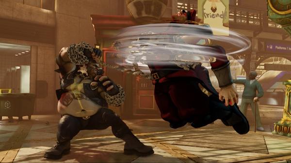 Street Fighter V screenshot 58