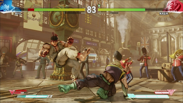 Street Fighter V screenshot 59