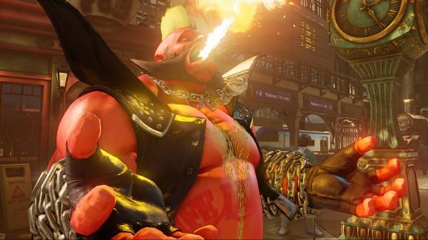 Street Fighter V screenshot 60