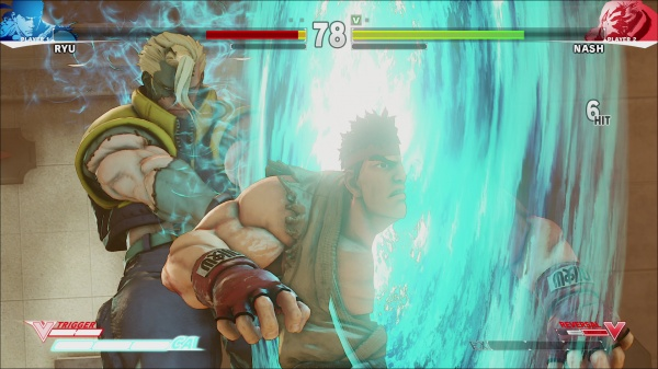 Street Fighter V screenshot 61