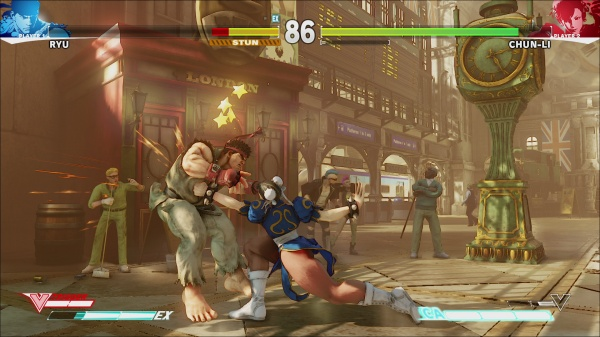 Street Fighter V screenshot 63