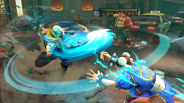 Street Fighter V screenshot 67