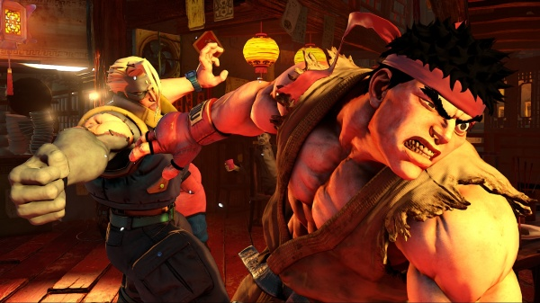 Street Fighter V screenshot 70