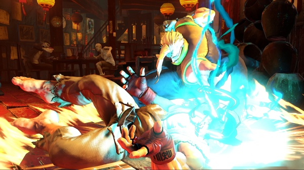 Street Fighter V screenshot 71