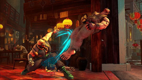 Street Fighter V screenshot 72