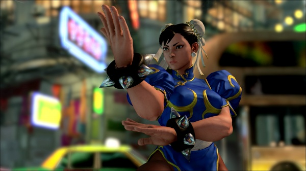 Street Fighter V screenshot 75