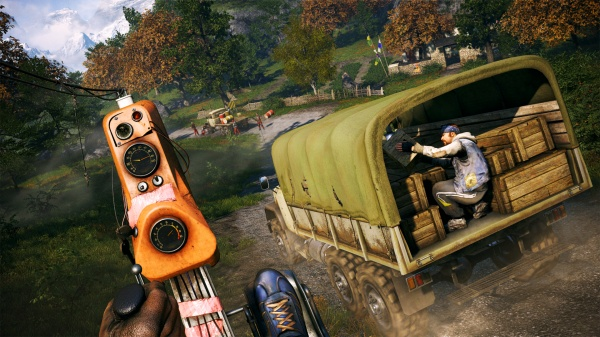 Far Cry 4: Hurk Deluxe screenshot 1