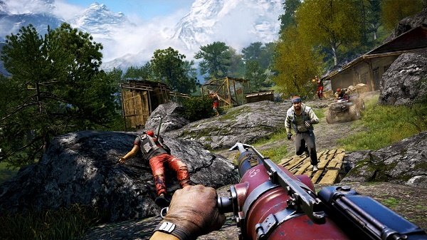 Far Cry 4: Hurk Deluxe screenshot 2