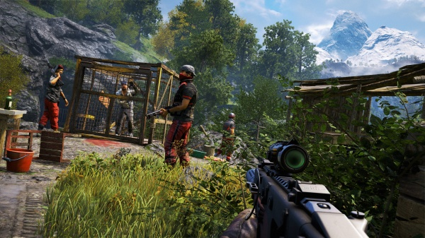 Far Cry 4: Hurk Deluxe screenshot 4