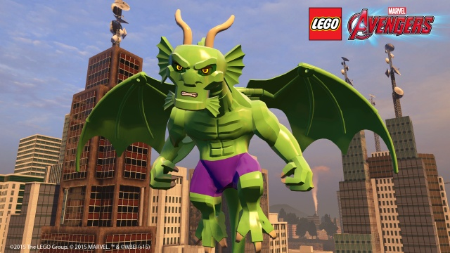 LEGO Marvel's Avengers screenshot 18