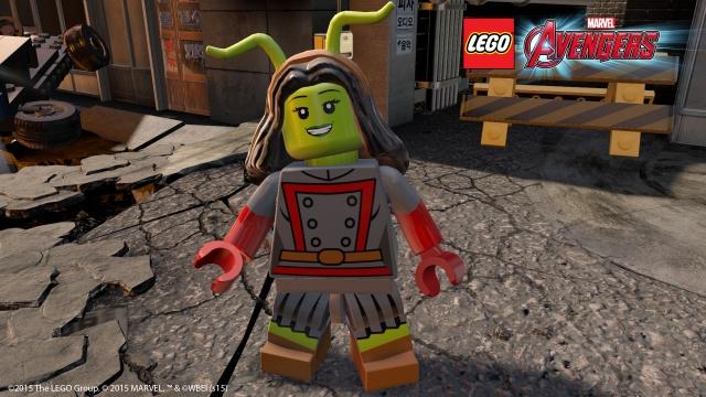 LEGO Marvel's Avengers screenshot 19