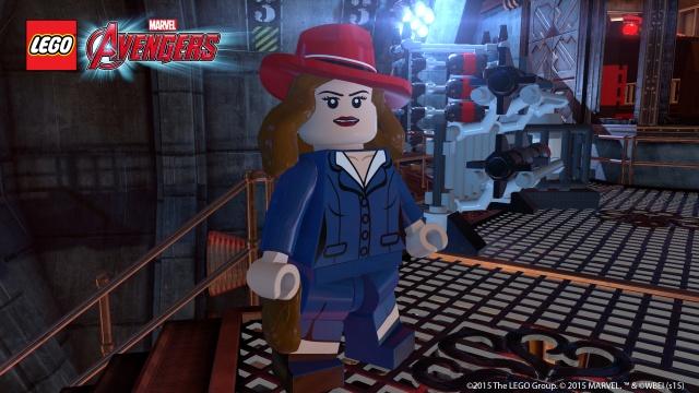 LEGO Marvel's Avengers screenshot 20