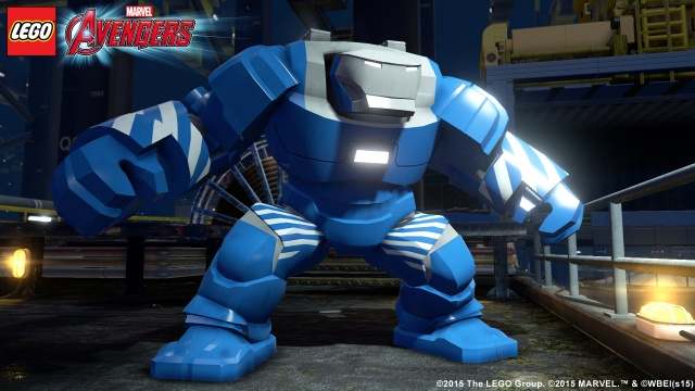 LEGO Marvel's Avengers screenshot 21