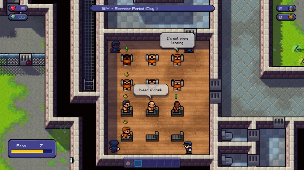 The Escapists screenshot 2