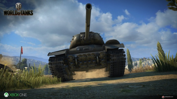 World of Tanks: Mercenaries screenshot 3