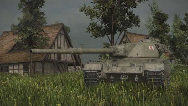 World of Tanks: Mercenaries screenshot 11
