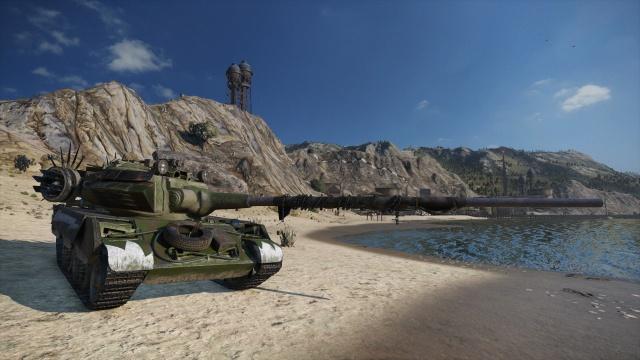 World of Tanks: Mercenaries screenshot 21