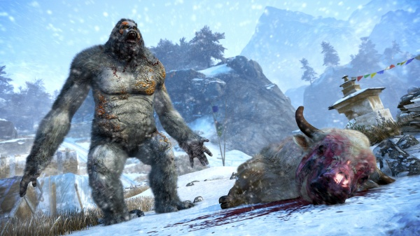 Far Cry 4: Valley of the Yetis screenshot 6