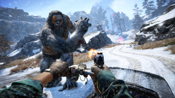 Far Cry 4: Valley of the Yetis screenshot 7