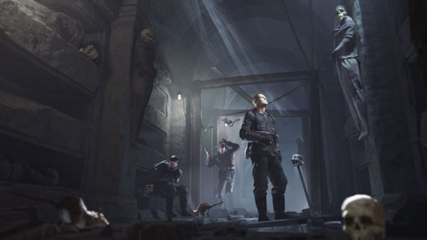 Wolfenstein: The Old Blood screenshot 3