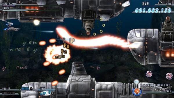 Soldner-X 2: Final Prototype screenshot 4