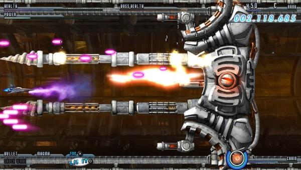 Soldner-X 2: Final Prototype screenshot 5