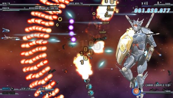 Soldner-X 2: Final Prototype screenshot 6